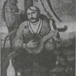 «Козак Мамай», народна картина, XVIII ст.
